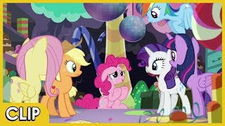 getlinkyoutube.com-Pinkie's Secret Party Cave - MLP: Friendship Is Magic [HD]