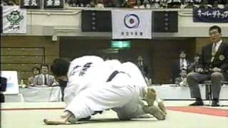 getlinkyoutube.com-01全日本柔道選抜体重別73キロ級 金丸VS斎藤
