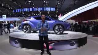 getlinkyoutube.com-Toyota C-HR Concept