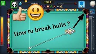 How to break balls ? - 9 Ball Pool + Berlin Platz -  I am the Best LOL - Miniclip 8 ball pool