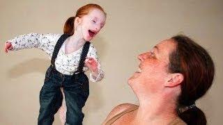 getlinkyoutube.com-Самая маленькая девочка в мире - Моя Ужасная История