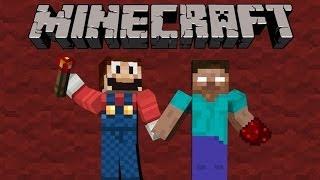 getlinkyoutube.com-If Herobrine Found Redstone - Minecraft Machinima