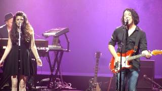 """getlinkyoutube.com-Tears For Fears performing """"Head Over Heals"""" live @ the Fox Theatre in Oakland on 9/24/2014"""