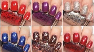 getlinkyoutube.com-OPI - Starlight (Winter/Holiday 2015) | Swatch and Review