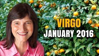 getlinkyoutube.com-Virgo January 2016 Horoscope  | Barbara Goldsmith