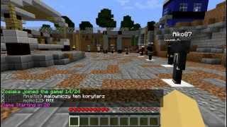 Nocny Minecraft Survival Games z Niezapominajką :)