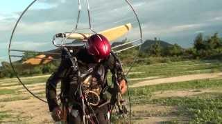 getlinkyoutube.com-ช่างน้อย บินร่มบินพารามอเตอร์
