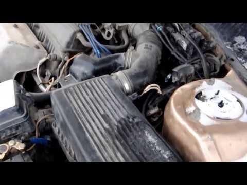 Модификация испарителя кондиционера в радиатор отопления на Toyota Corona