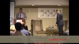 2015 Jesse Jackson Wall Street Economic Summit part 1