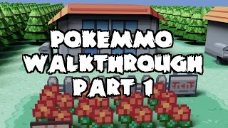 getlinkyoutube.com-pokeMMO - Part 1 - Pallet Town