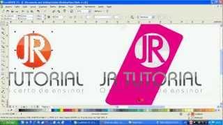 getlinkyoutube.com-COMO CRIAR UMA LOGO-MARCA NO COREL DRAW X5 (AULA ÚNICA) JR TUTORIAL