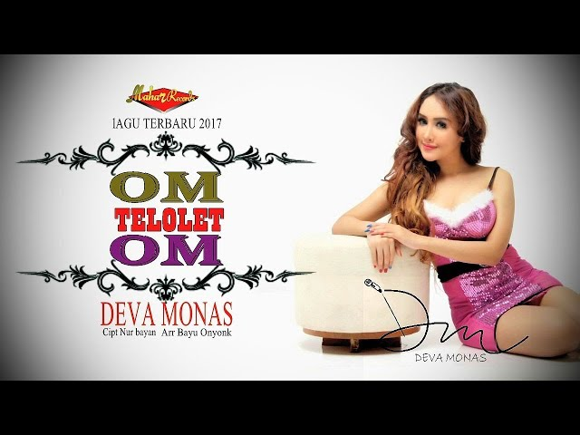 OM TELOLET OM - DEVA MONAS FT NURBAYAN karaoke dangdut (Tanpa vokal) cover
