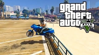 GTA 5 - Top 10 Best stunts of the week !