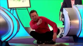 getlinkyoutube.com-Would I Lie to You? - Is this a portrait of Lee Mack painted by a monkey?