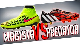 getlinkyoutube.com-Ultimate adidas Predator vs. Nike Magista - Test & Review I freekickerz