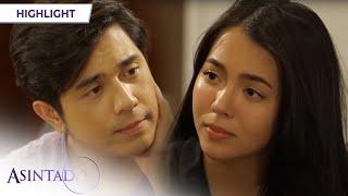Asintado: Gael and Ana's sweet moment together | EP 133