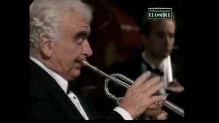 Maurice Andre Hummel Trumpet Concerto