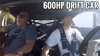 Scaring my Girlfriend's Dad in my Drift Car width=