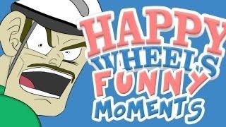 getlinkyoutube.com-HAPPY WHEELS - FUNNY MOMENTS MONTAGE