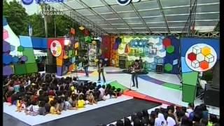 getlinkyoutube.com-Lucky Laki Live @ Global TV 100% Ampuh - 1/2 - Angin