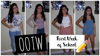 getlinkyoutube.com-OOTW: First Week of School 2016!