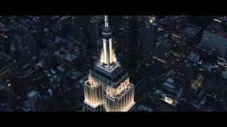 getlinkyoutube.com-Stunning New York City Skyline at Night - HD