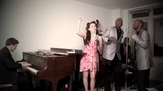 getlinkyoutube.com-We Can't Stop - 1950's Doo Wop Miley Cyrus Cover ft. Robyn Adele Anderson, The Tee - Tones