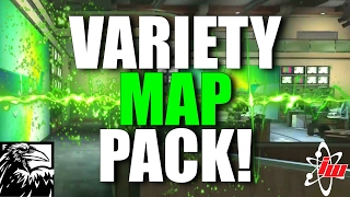 getlinkyoutube.com-Unofficial MW Remastered Variety Map Pack Preview! 4 NEW MAPS COMING!