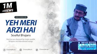 YE MERI ARZI HAI soulful performance Singer Charanji www.charanji.com