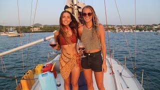 getlinkyoutube.com-Galapagos Islands Shenanigans (Sailing La Vagabonde) Ep. 41