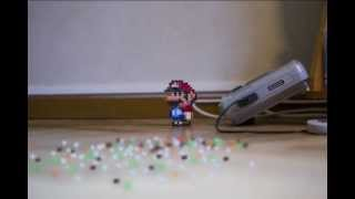 getlinkyoutube.com-Super Mario Beads 3