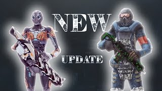 Modern Combat 5 Update! New Armor! Live Gameplays