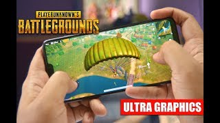 Playing PUBG on OnePlus 6: Ultra HDR 60FPS | Best Gaming Smartphone