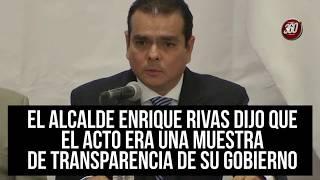 Blinda Cabildo de Nuevo Laredo a tesorero en comparecencia