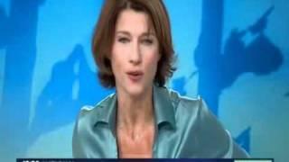 Carole Gaesller - satin blouse