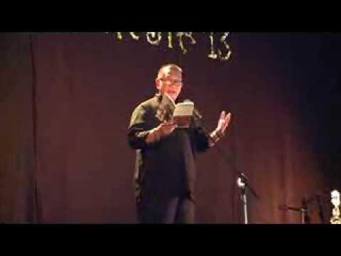 Deddy Mizwar Baca Puisi karya WS.Rendra di UPI Bandung