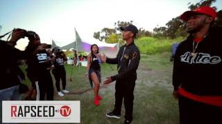 Emtee-Back-Stage-Going-Harm-On-Ambition width=