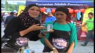 getlinkyoutube.com-LAWAK GILER ... Video Artis Tak Reti Masak !!