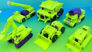getlinkyoutube.com-DEVASTATOR BUILD TRANSFORMERS COMBINER WARS VIDEO