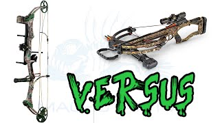 Compound VS Crossbow
