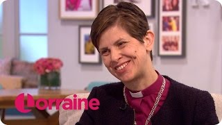 Interview With The Church of England's First Ever Female Bishop | Lorraine