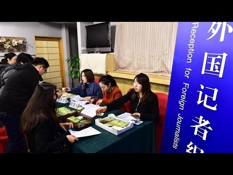 Foreign media eyes China economy during Two Sessions