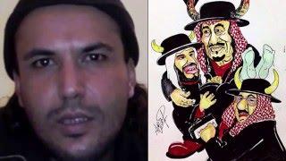 getlinkyoutube.com-طارق العنزي ينفي صلة آل سعود بقبيلة عنزة - نشرة الجنادرية