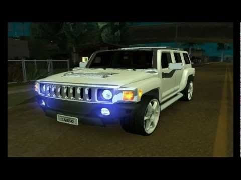 Autos tuning de mi GTA San Andreas pc(mods).mp4