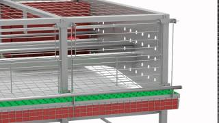 getlinkyoutube.com-Enrichment Cages. Alternative System for Laying Hens