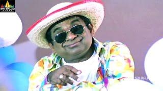getlinkyoutube.com-Party Movie Comedy Scenes | Brahmanandam Comedy | Sri Balaji Video