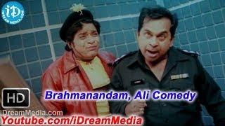 getlinkyoutube.com-Super Movie - Ali, Brahmanandam Back To Back Comedy Scenes