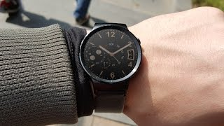 getlinkyoutube.com-Обзор Huawei Watch