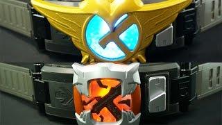 仮面ライダー電王 劇場版 DX 変身ベルトセット ガオウ 電王ウイングフォーム Kamen Rider Den-o DX Ga-o & Den-o wing Form