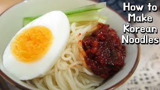 getlinkyoutube.com-백종원  만능 양념장 비빔국수/Korean spicy noodle - bibim guksu /마리텔 /백주부